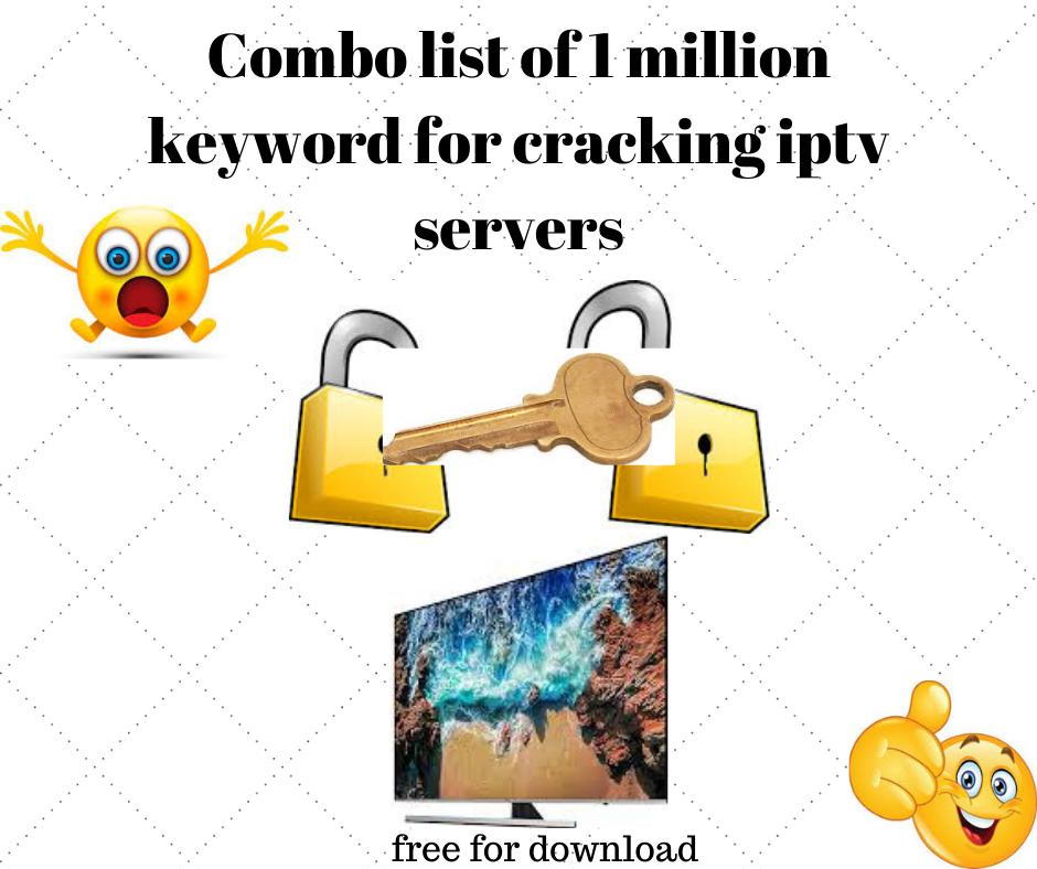 Cracking Iptv Servers Is So Easy Now Server Password Cracking Netflix Account
