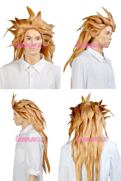 Dragon Ball Z -- Gotenks-Super Saiyan 3 Cosplay Wig Version 01 ... 915b50ee25