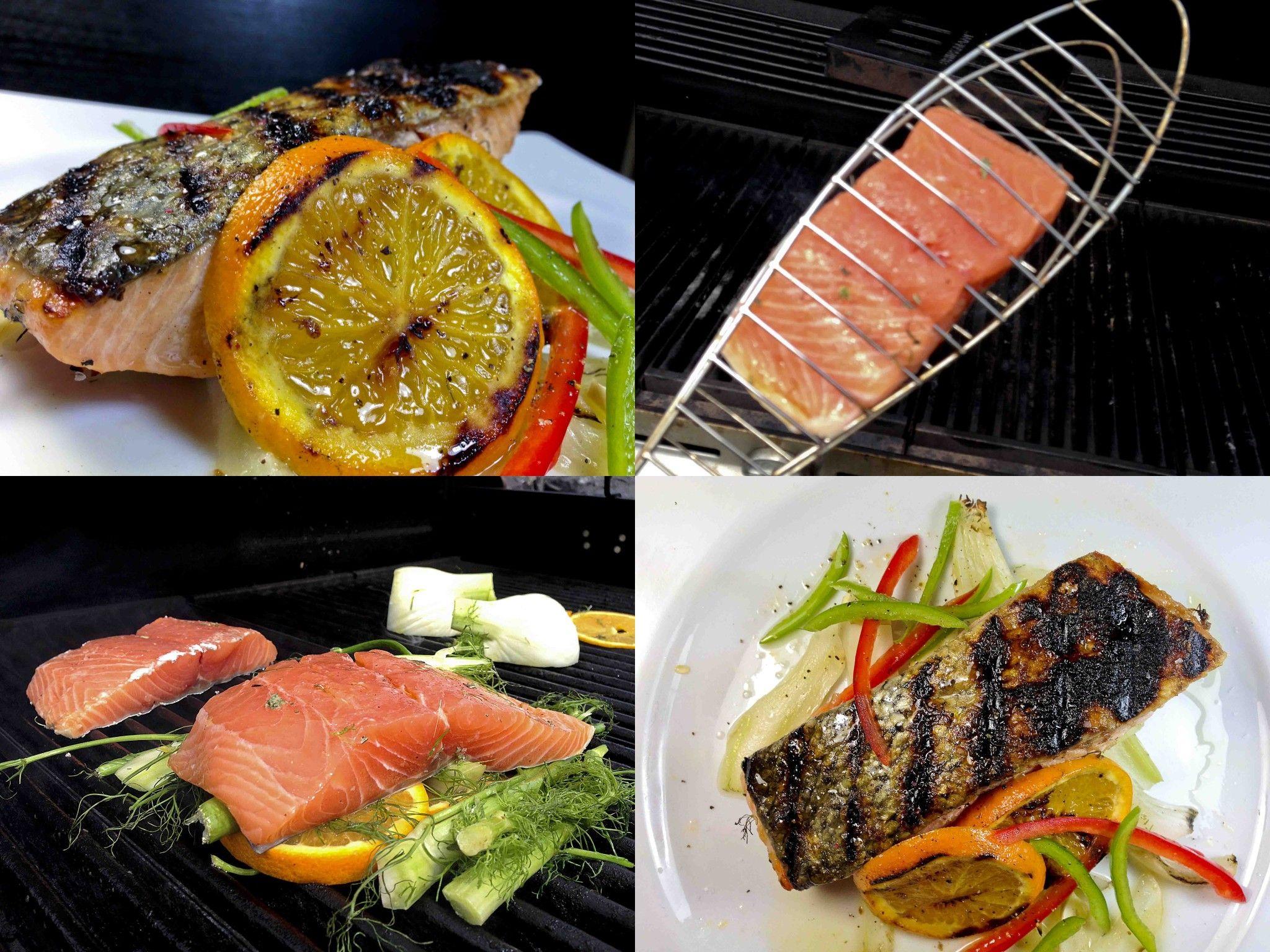 Easy breezy grilled salmon | recipe | grilled salmon, salmon.