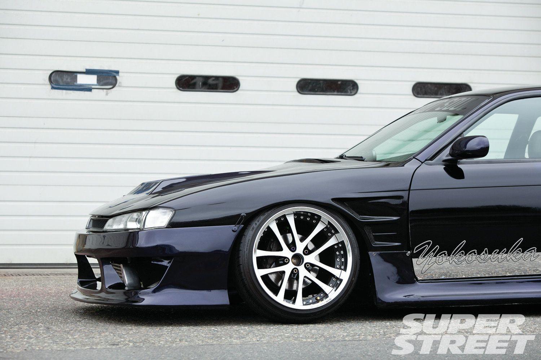 Nissan 240SX | 1997 Nissan 240Sx Weds Kranze Lxz Wheels | 240sx