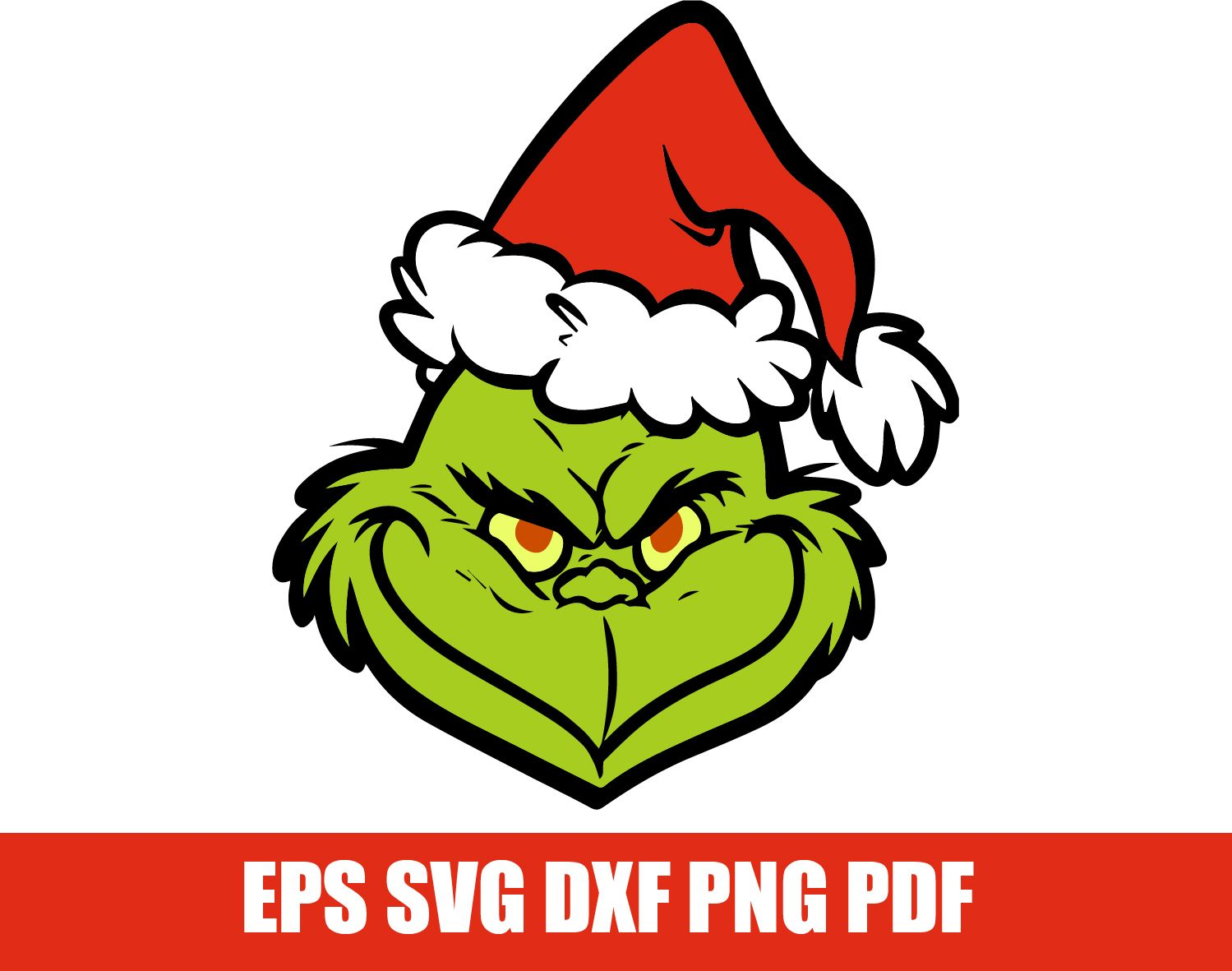 Free Grinch Face Svg Files For Cricut Yahoo Image Search Results Grinch Face Svg Grinch Christmas Decorations Face Template