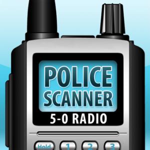 50 Radio Police Scanner Lite Scanner, Radio, Police