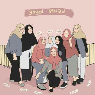 kartun sahabat muslimah terbaru in 2020 (With images