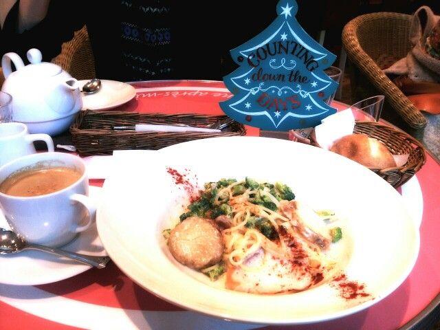 Afternoon tea X'mas plates