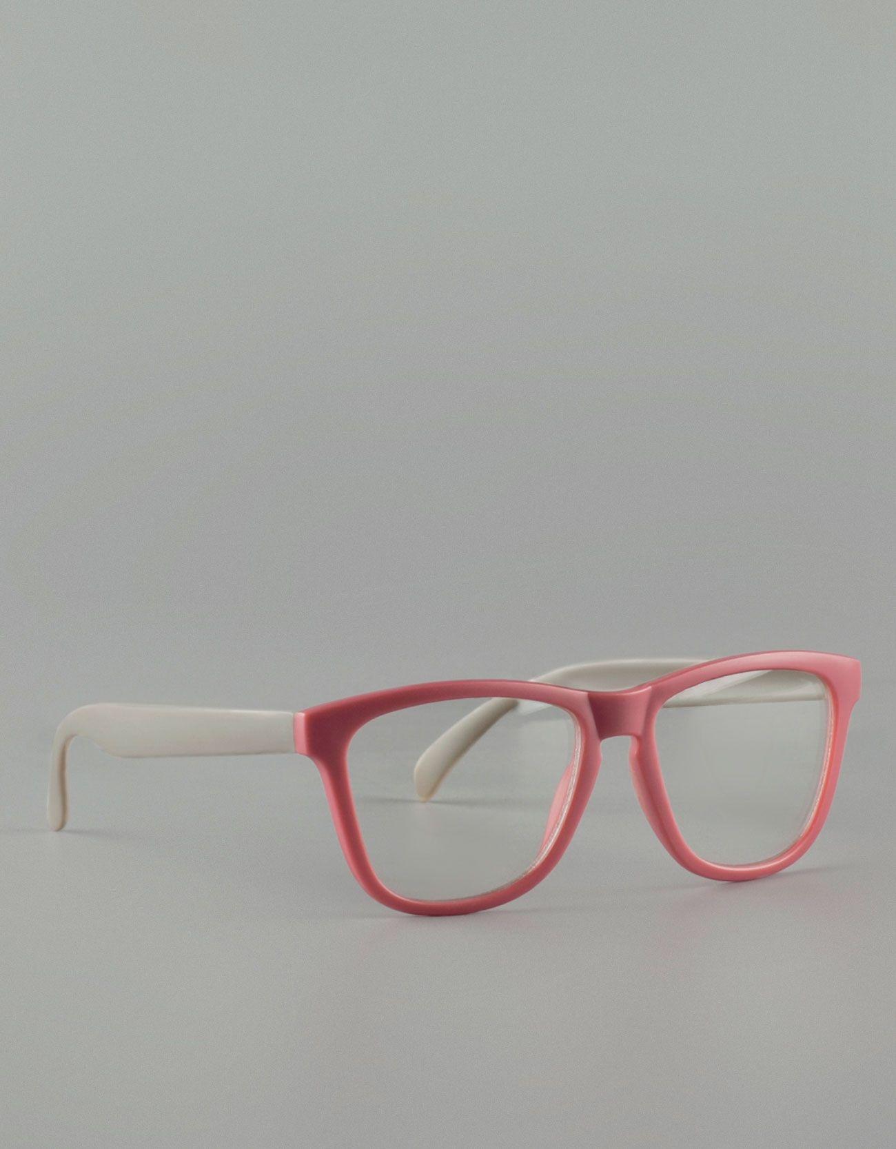 e4bb4db3fb5b Bershka Slovakia - Clear glass eyeglasses