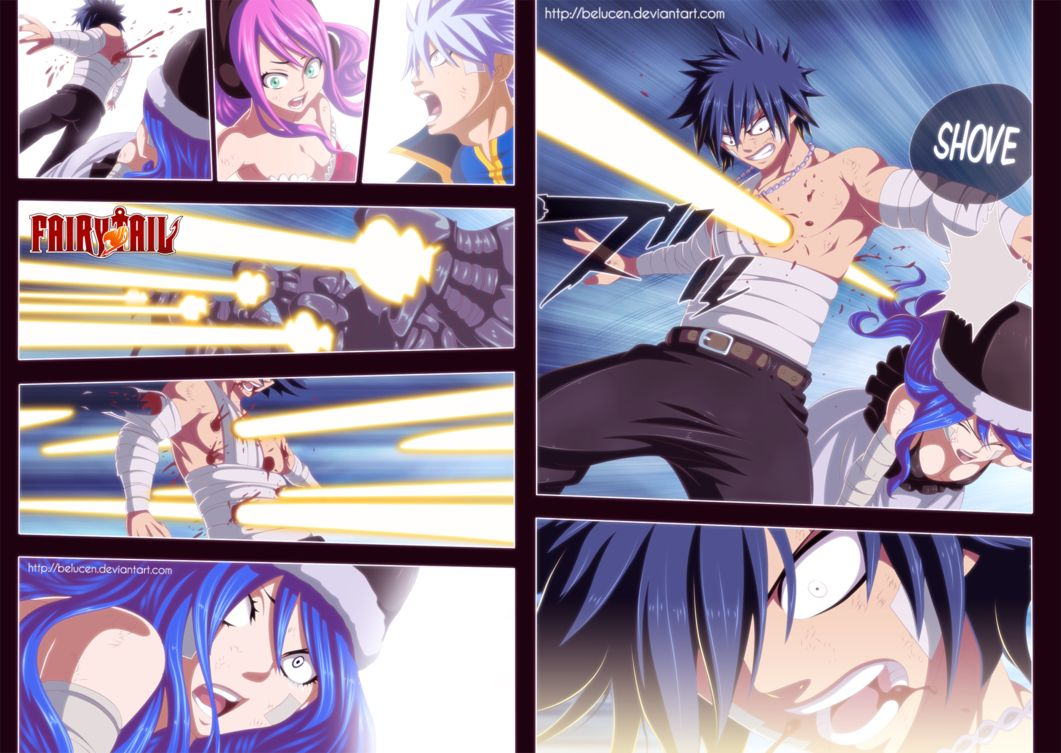 Grey Dies And It Changed Juvia