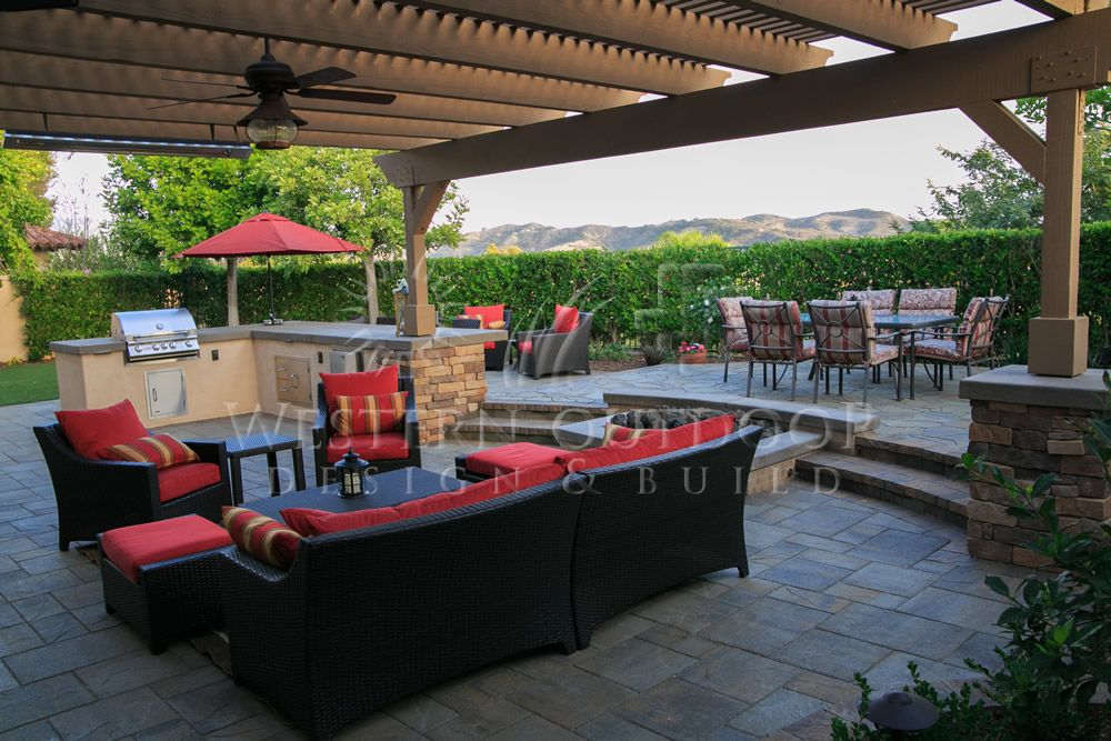 Creating your outdoor living space means claiming your own ... on Riverside Outdoor Living id=33842