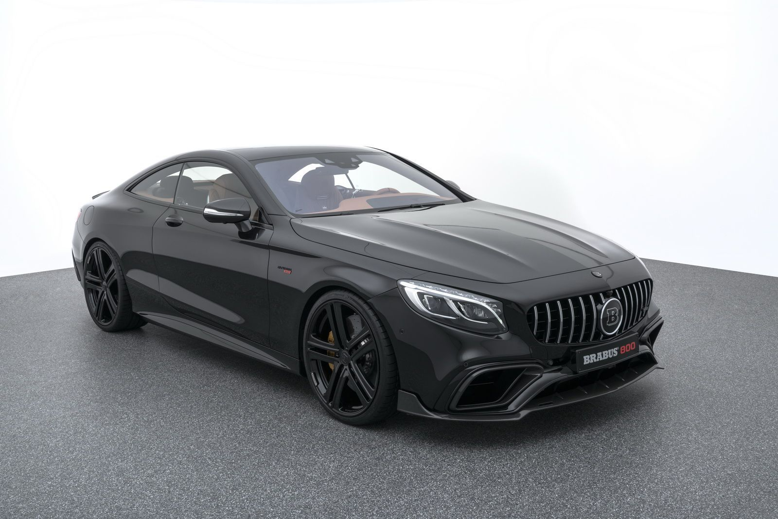 The Brabus 800 Takes The Mercedes Amg S63 To The Extreme With