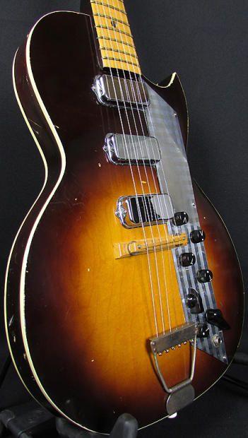 Guitar vintage kay electric Vintage Guitars