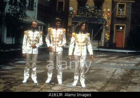 Sergent Pepper s Lonely Hearts Club Band Year 1978 Director Michael Schultz The Bee Gees Stock Photo