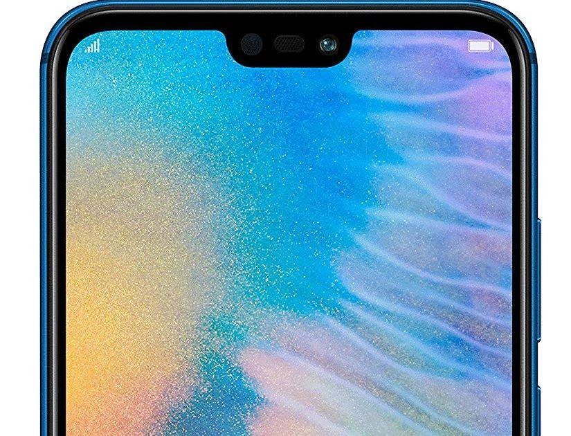 Huawei P20 Lite ANE-AL00 Mobile Phone 4 GB Blue Online  Key