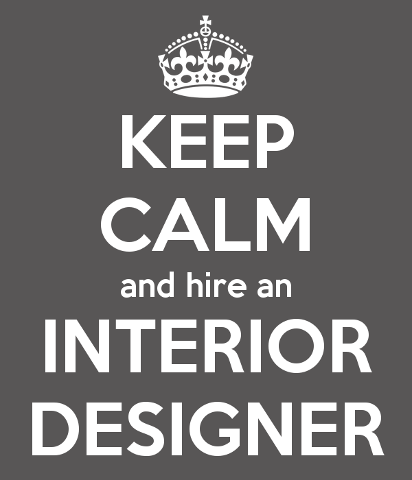 I Love Interior Design design for thought | un, an and home