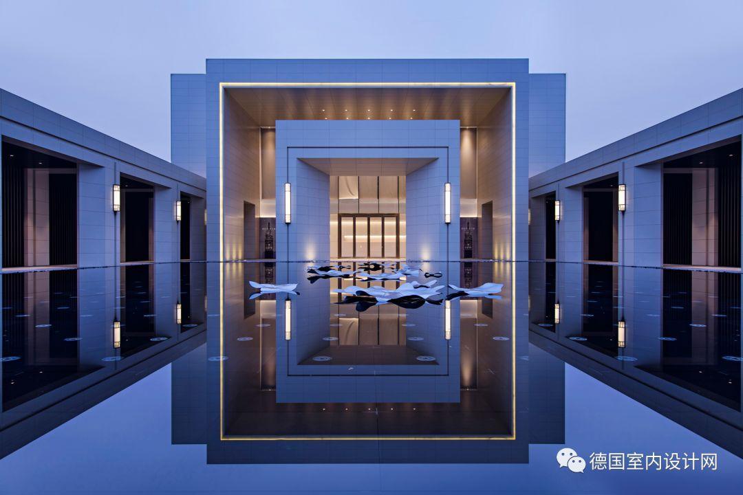 jdq image by zhengzhuojun Architect, Entrance design