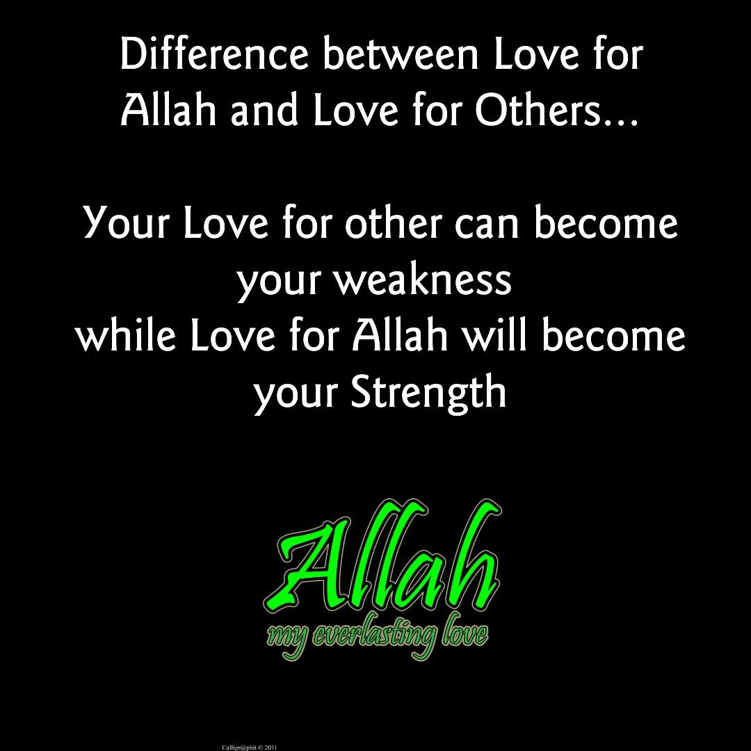 Pin on only u Allah