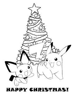 Printable Pokemon Christmas Google Search Knutselen Noah