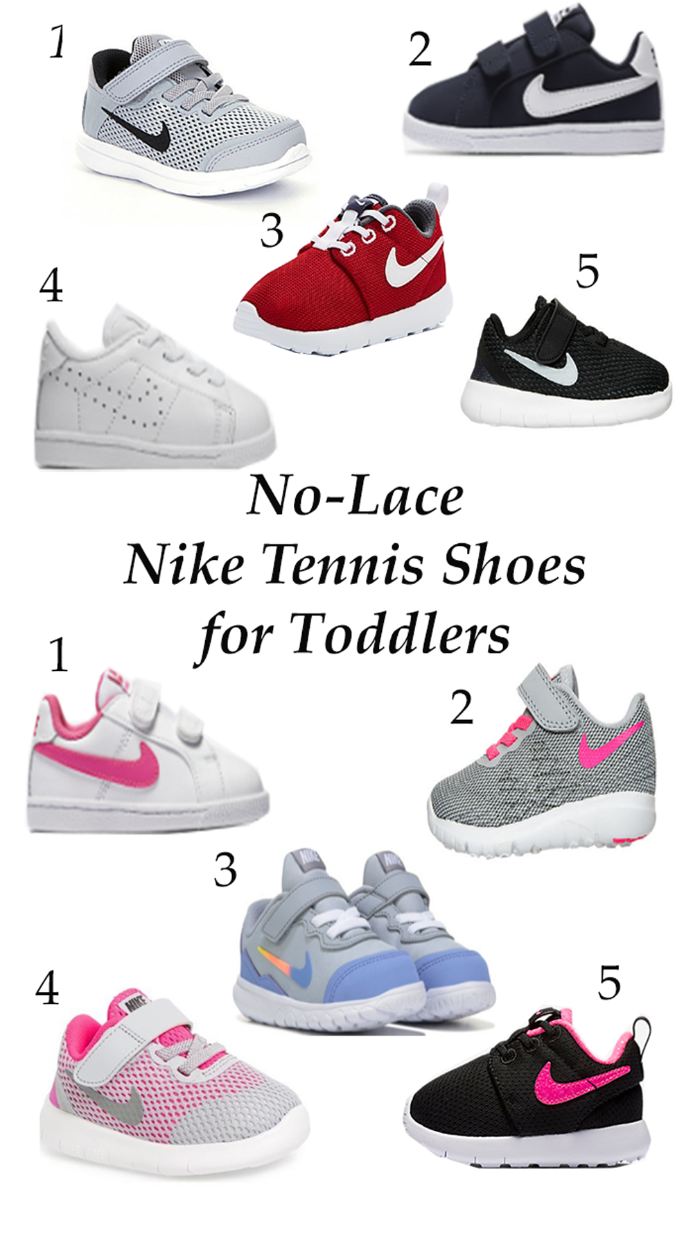 Our Favorite No Lace Nike Tennis Shoes For Toddlers Toddler Shoes Nike Tennis Shoes Tennis Shoes