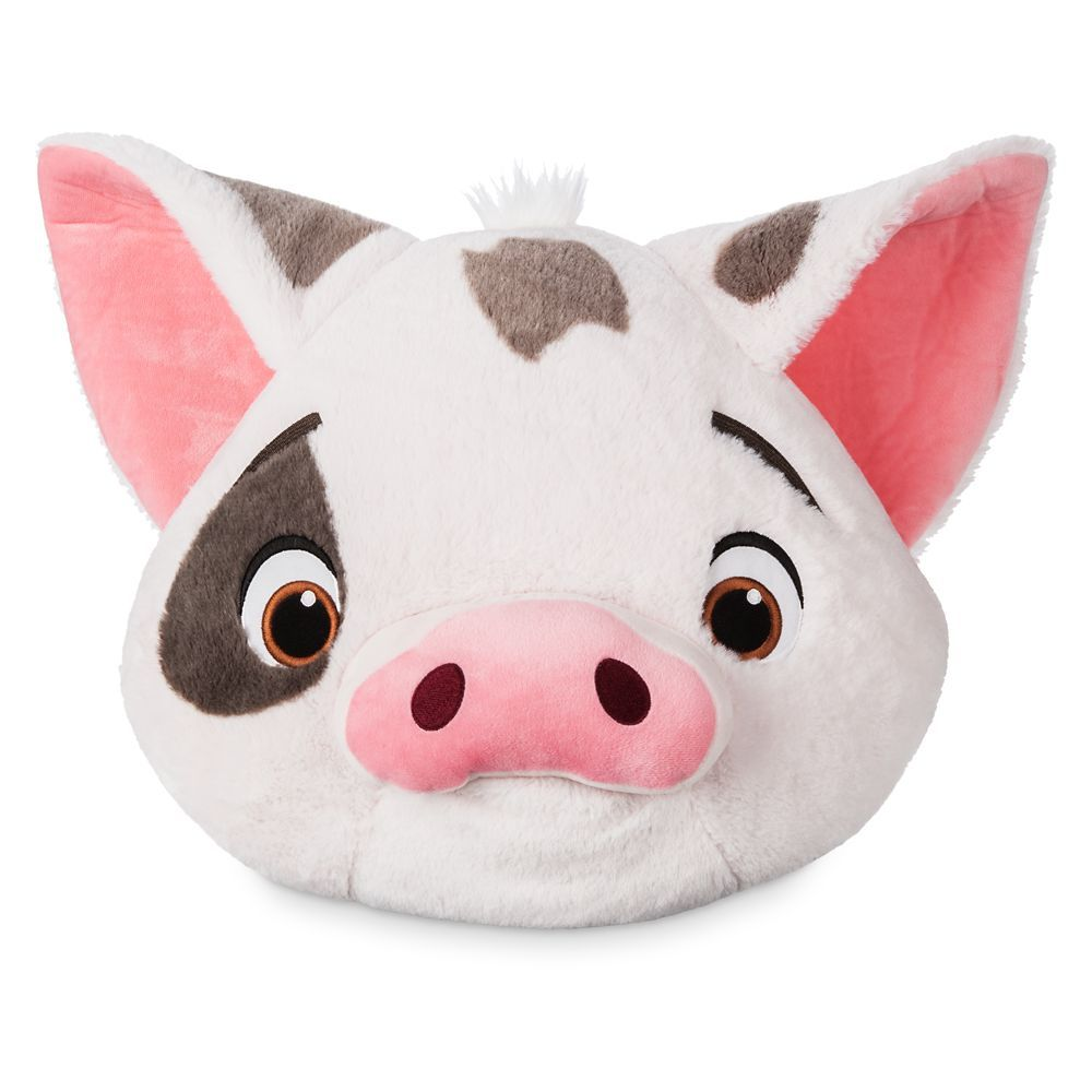 Pua Plush Pillow Moana 19'' Dog pajamas, Disney toys