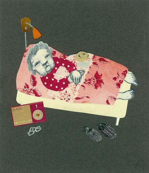 Moa Hoff, illustrator I love