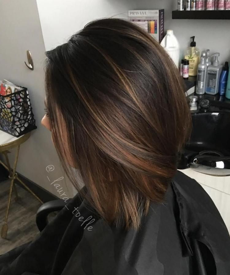 60 Chocolate Brown Hair Color Ideas For Brunettes Light Brown