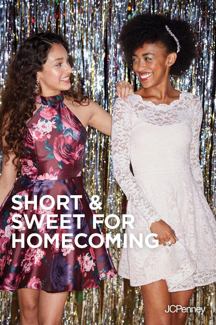 Flirty Dresses Homecoming Dresses Dresses Cute Wedding Dress [ 1104 x 736 Pixel ]