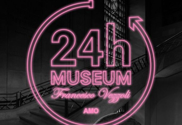 """24-hour Museum is a collaboration between AMO (Rem Koolhaas' think tank), Prada and artist Francesco Vezzoli. The """"fake"""" museum will be hosted in Paris on Tuesday night at the Palais d'Iéna, a modernist pavilion built by Auguste Perret between 1936 and 1946. The event includes an opening night party, public and press tours, visits by schoolchildren and examines modes in which art is presented and consumed, and the role of the museum as a social condenser."""