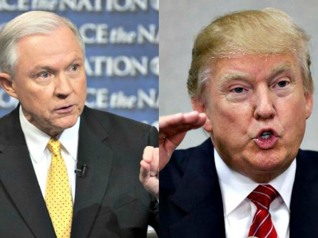 Jeff Sessions Praises Donald Trump's Answers to 'Sessions Test'