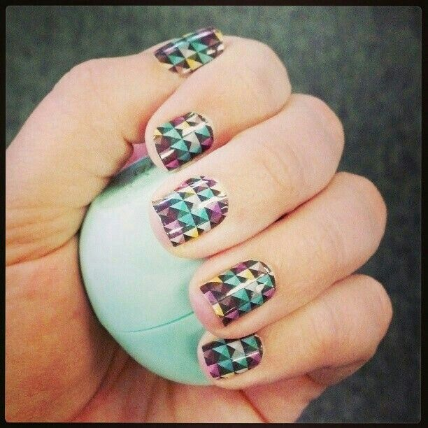 Prism Jamberry Nail Wraps. Forget the hours of too tough tutorials ...