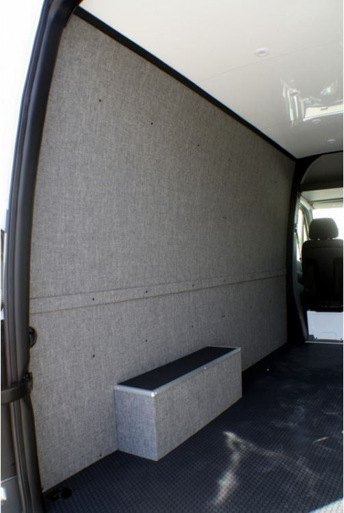 07 Sprinter Van Wall Liner Kit 144 Quot Wb Upholstered