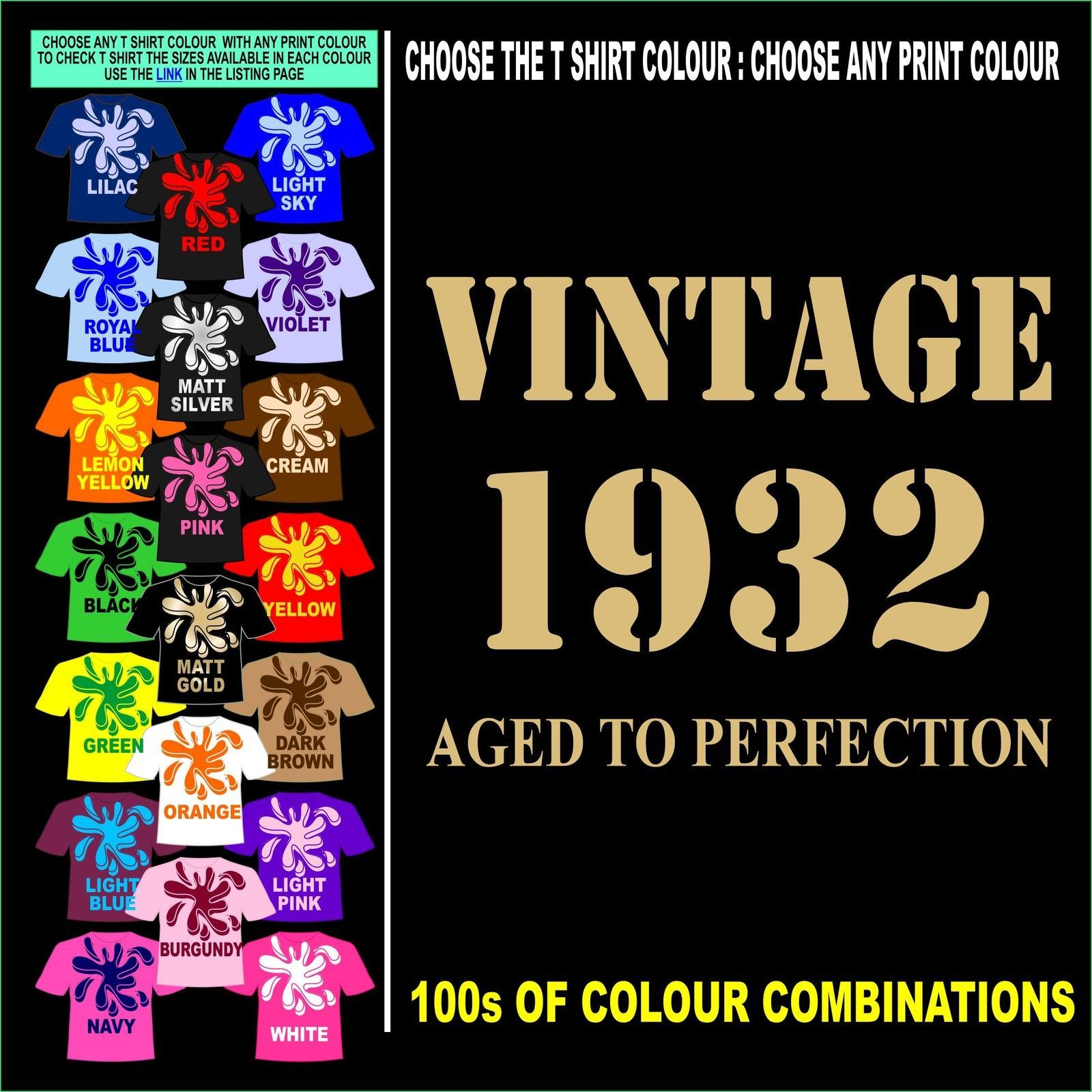 Quotes 80Th Birthday 80Th Birthday Quotes .shirt Vintage 1932 Ideal Gift 80Th