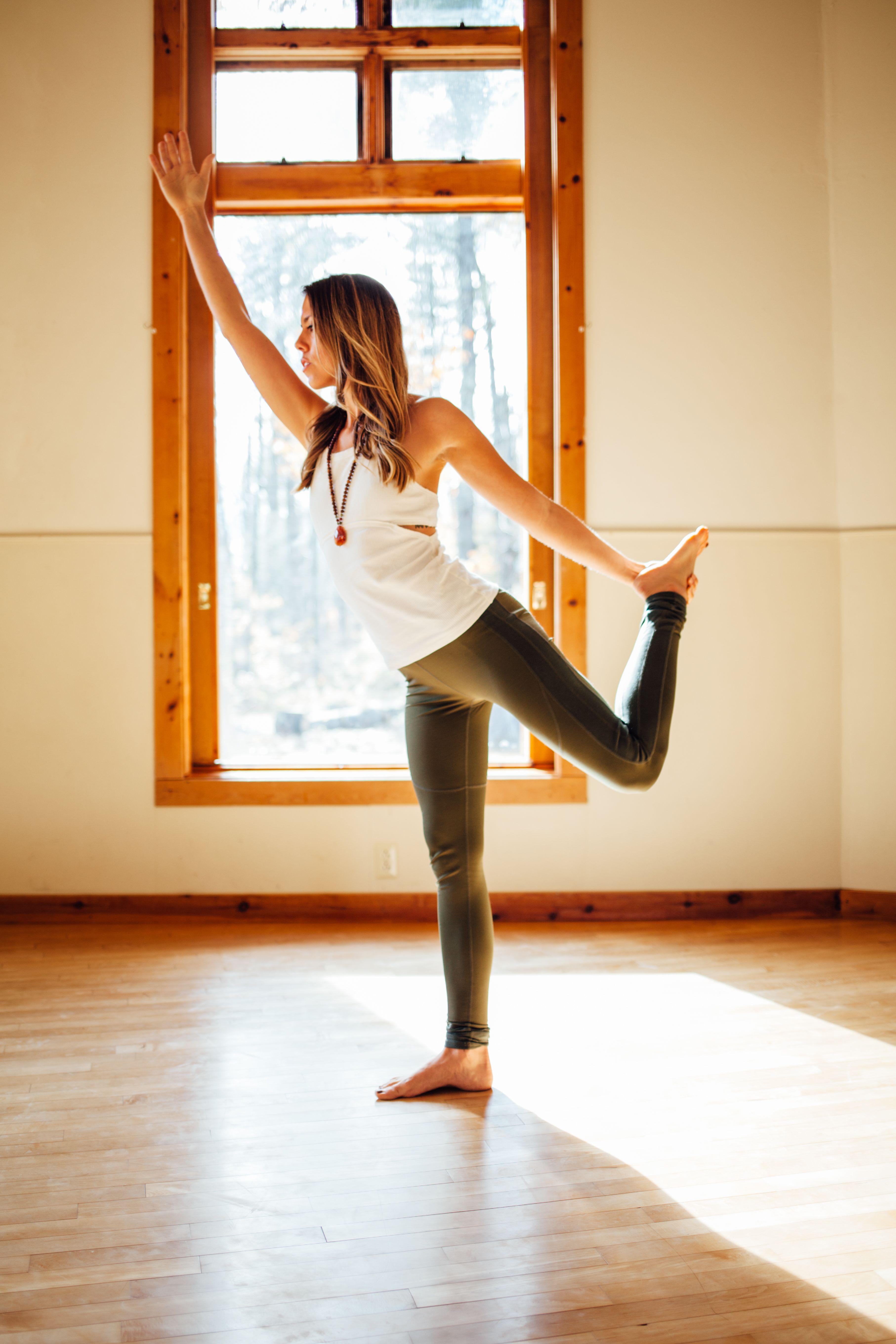 A Vata Balancing Yoga Sequence For Fall Yoga Sequences Beginner Yoga Workout Ayurveda Yoga
