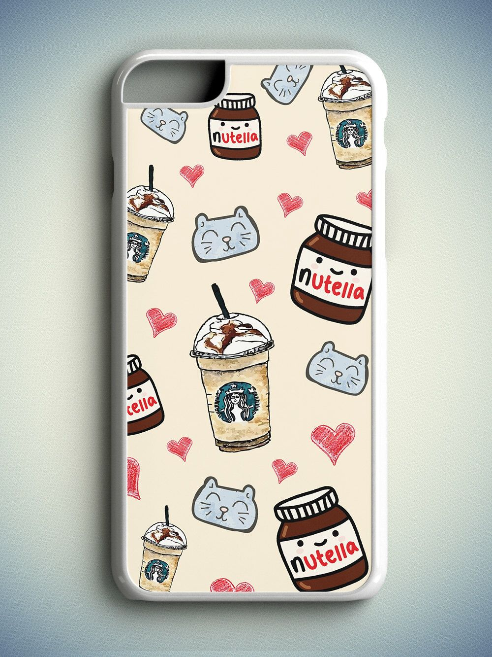 coque iphone 6 plus nutella