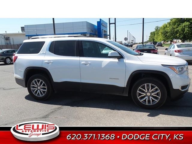 2018 Gmc Acadia Sle Sale Price 27 991 Retail 29 200 You Save 1 209 Lewischevrolet Dodgecity Dodgecityks Usedcars U Dodge City Chevrolet Used Cars