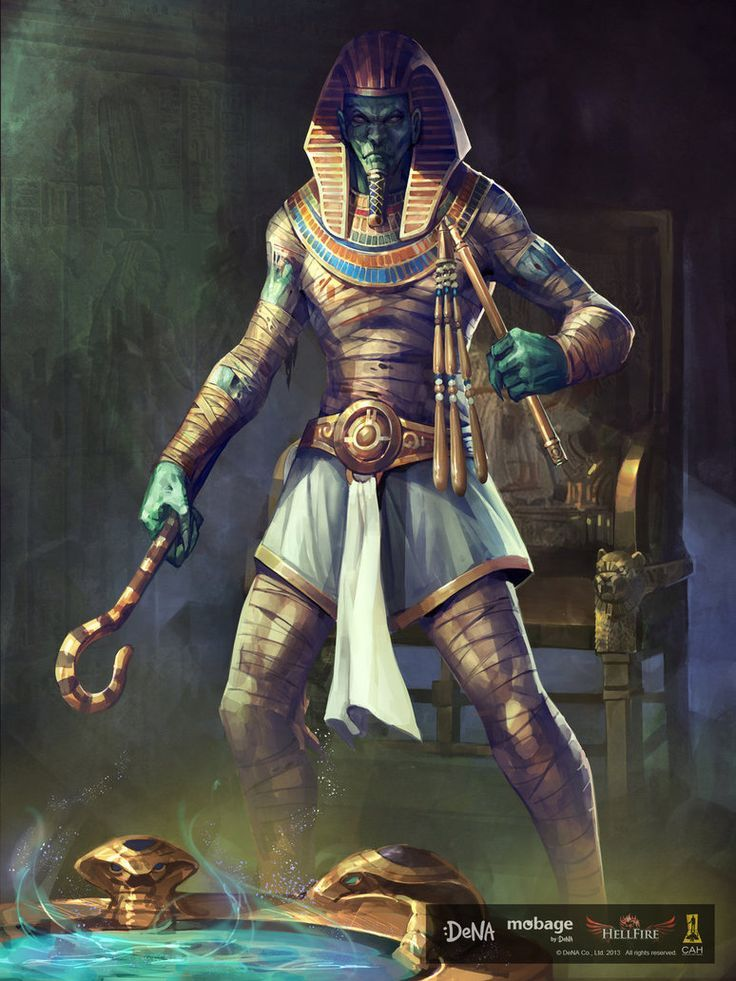 Osiris Egyptian God Of The Underworld Gods And Goddesses