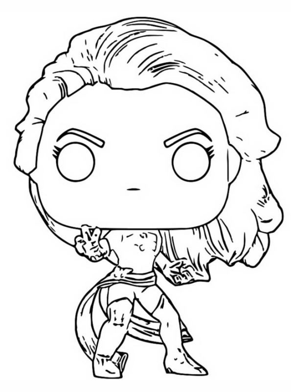 Funko Pop Coloring Pages Best Coloring Pages For Kids Coloring Pages Cartoon Coloring Pages Disney Coloring Pages