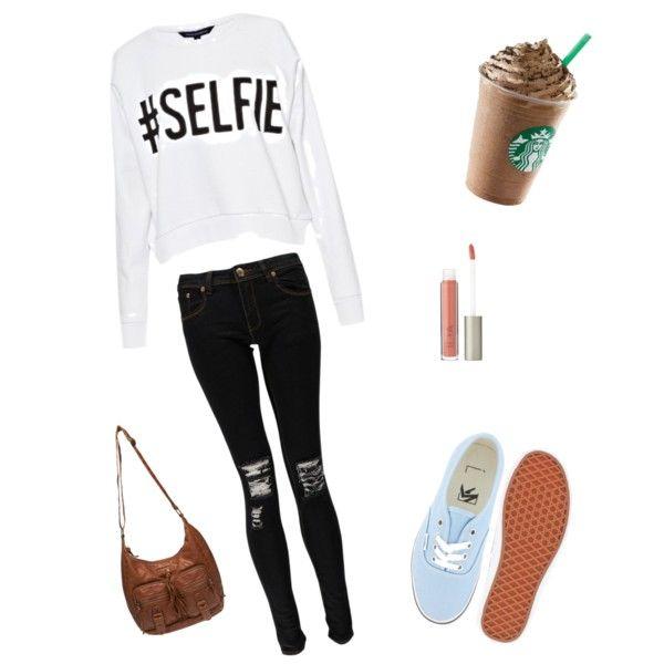 Starbucks #Selfie