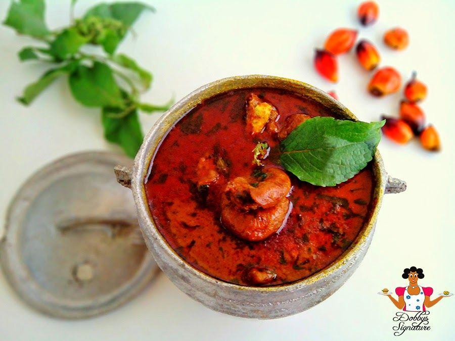 Dobbys Signature: Nigerian food blog | Nigerian food recipes | African food blog: Ofe akwu (Palm nut soup)