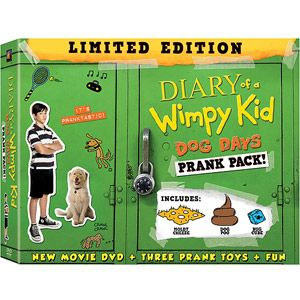 Diary of a wimpy kid dog days with prank pack widescreen wimpy diary of a wimpy kid dog days with prank pack widescreen walmart solutioingenieria Gallery