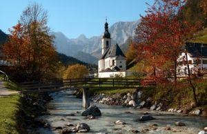 Ramsau, Bavaria, Germany by Cosa c'è di nuovo?