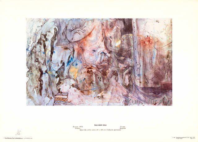 Salvador Dalí - Extase L188
