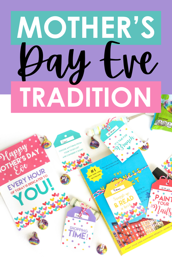 Mother S Day Eve Tradition From The Dating Divas In 2020 Dating Divas The Dating Divas Mother S Day Printables