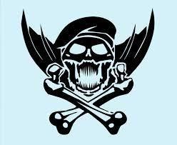 Call Of Duty Black Ops 2 Prestige Level 15 Vinyl Decal Logo