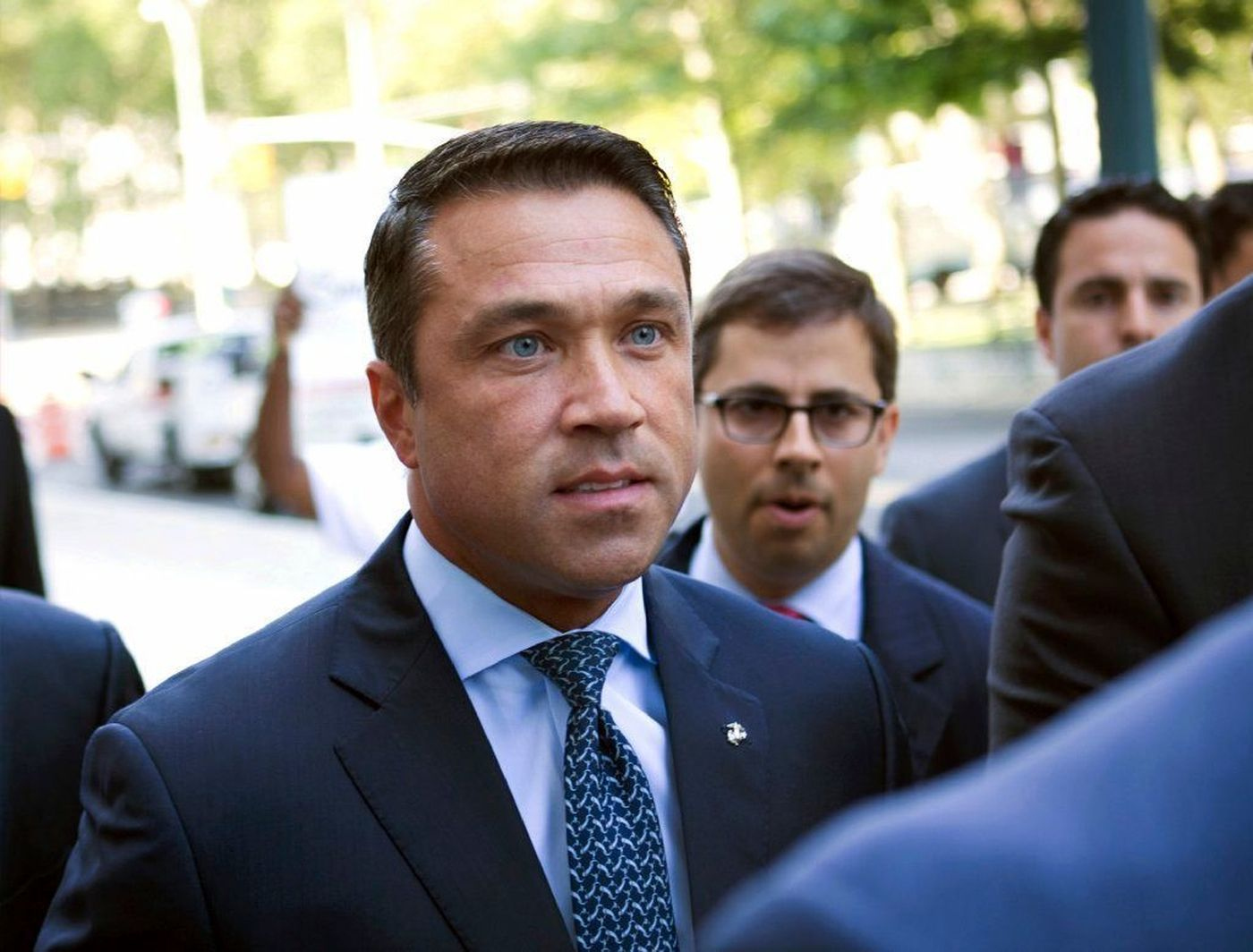Michael Grimm Compares Crying Children Separated From Their Parents To Kids Dropped Off At Day Care Civic Engagement Primary Election Democratic States
