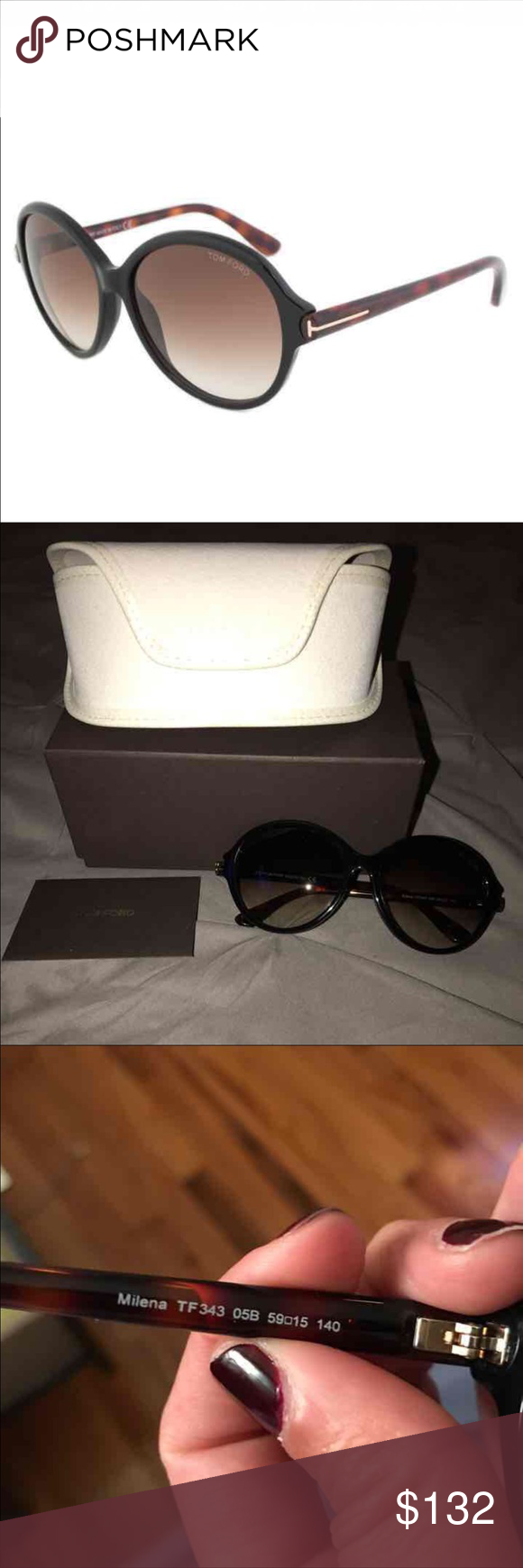 aaaf5b7efef Tom ford Milenia Sunglasses Brand new no scratches 💯 % authentic Tom Ford  Accessories Sunglasses