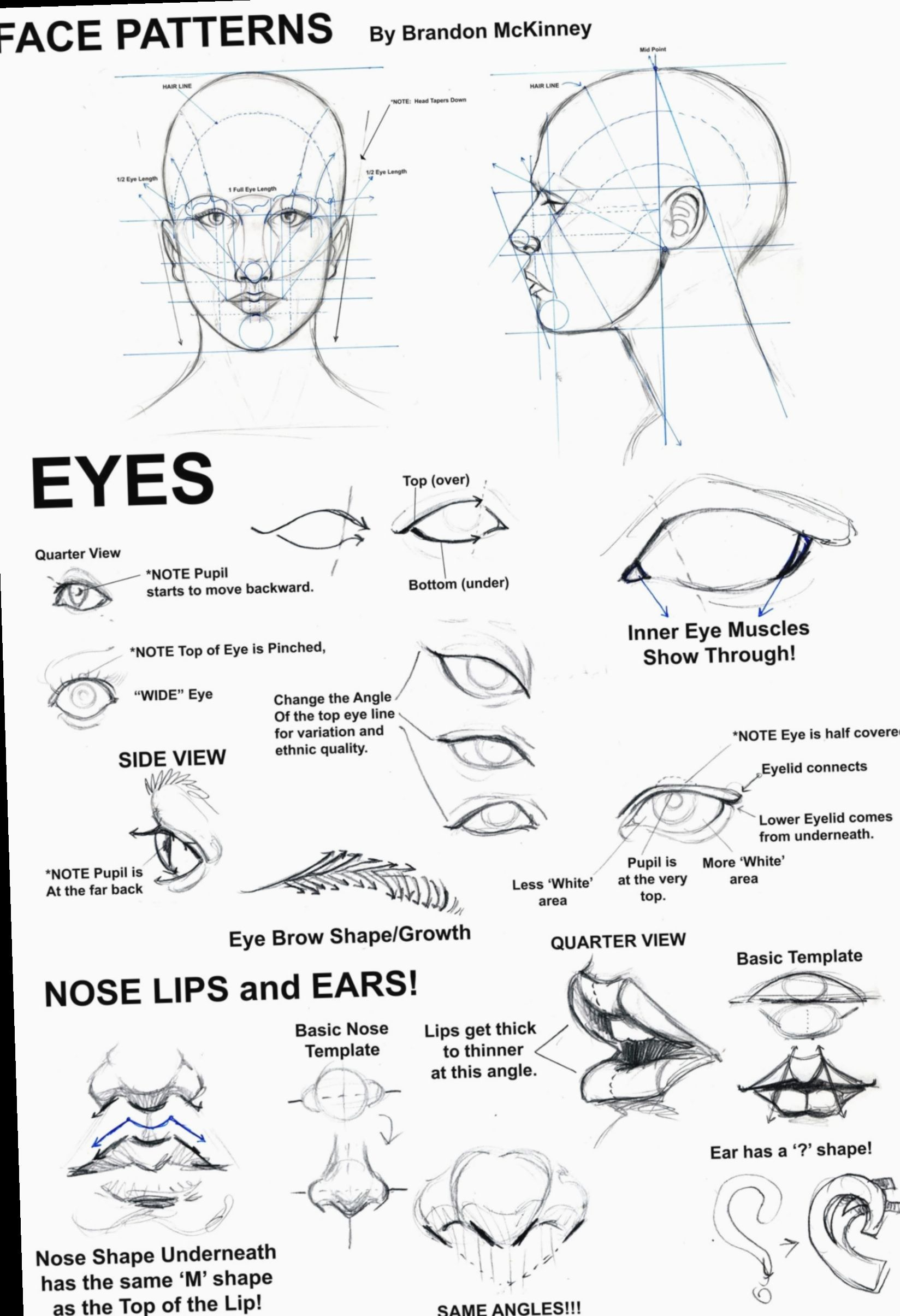 Anime Face Proportions Design Reference Bokunoheroacademiacosplay Anime Manga Drawing People Lips Drawing Face Drawing
