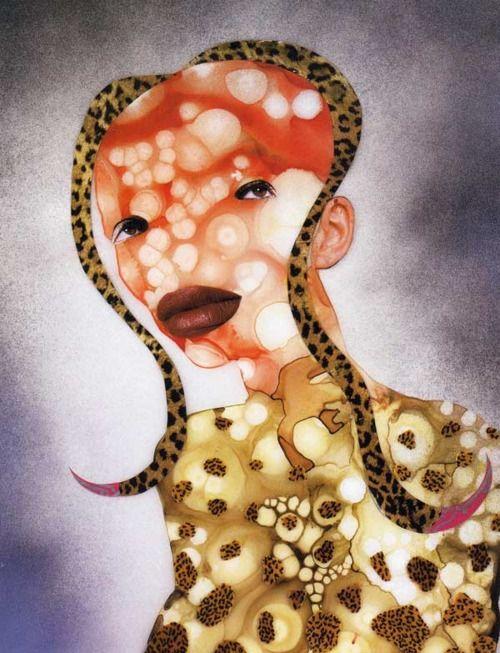 Inspirational Art by Kenyan Artist Wangechi Mutu | DYNAMIC AFRICA