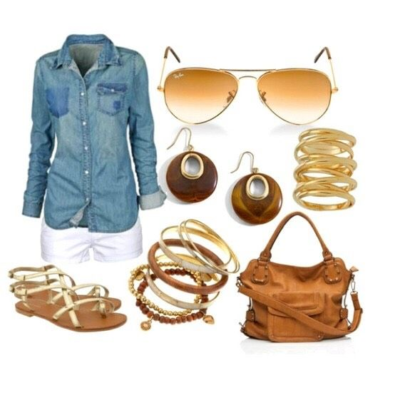 Great Summer Outfits #Fashion #Trusper #Tip