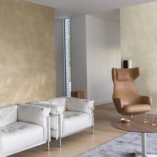 Enduit décoratif le métal griffé maison deco samarcande 0 5 l