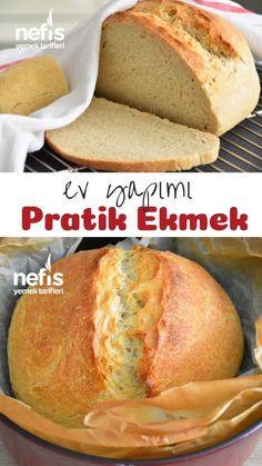 Photo of Evden Çıkmadan Ekmek (Videolu) – Nefis Yemek Tarifleri