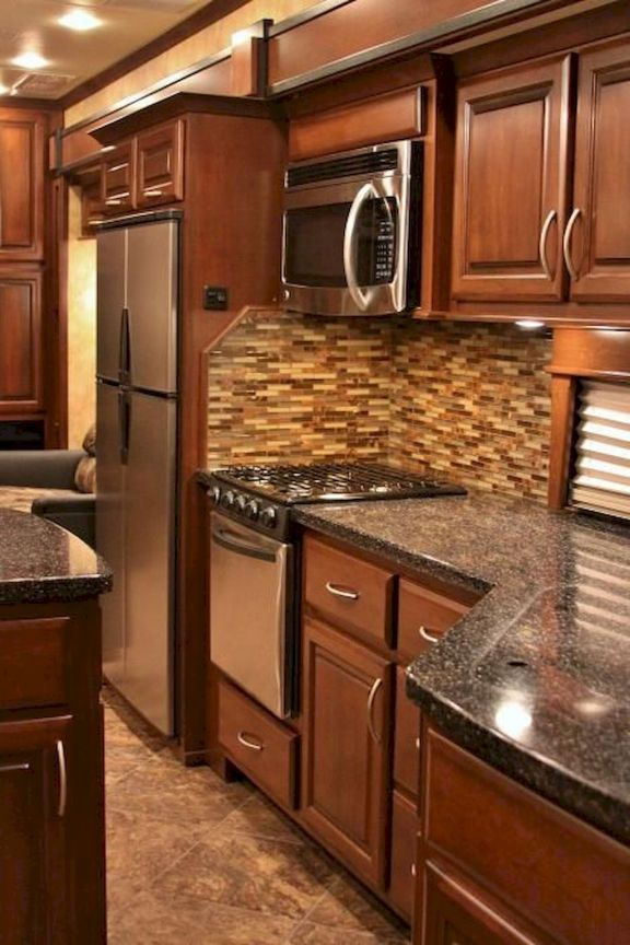 85 Inspiring Rv Campers Interior For Hitting The Road 5b9194ee4604f