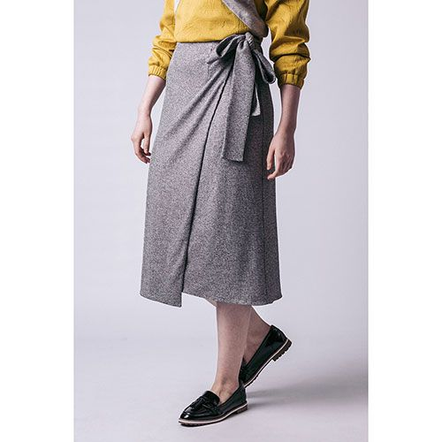 Named Clothing Tierra Wrap Skirt Sewing Pattern
